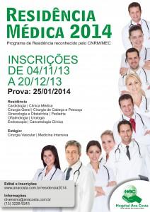 Residencia Médica 2014