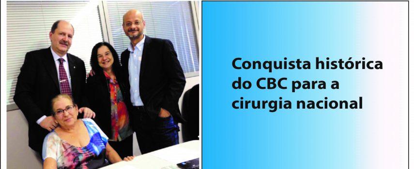 conquista historica do CBC residencia medica