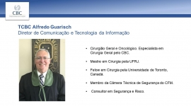 Diretor de Comunicação e Tecnologia da Informação