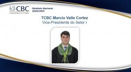 TCBC Marcio Valle Cortez     Vice-Presidente do Setor I