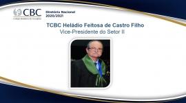 TCBC Heládio Feitosa de Castro Filho          Vice-Presidente do Setor II