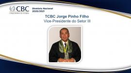 TCBC Jorge Pinho Filho   Vice-Presidente do Setor III