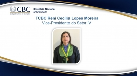 TCBC Reni Cecília Lopes Moreira        Vice-Presidente do Setor IV