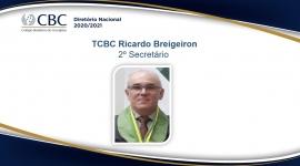 TCBC Ricardo Breigeiron 2º Secretário