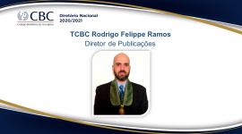 TCBC Rodrigo Felipe Ramos - Diretor de Publicações