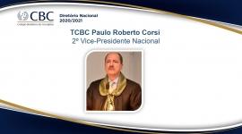 TCBC Paulo Roberto Corsi   2º Vice-Presidente Nacional