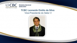 TCBC Leonardo Emílio da Silva        Vice-Presidente do Setor V