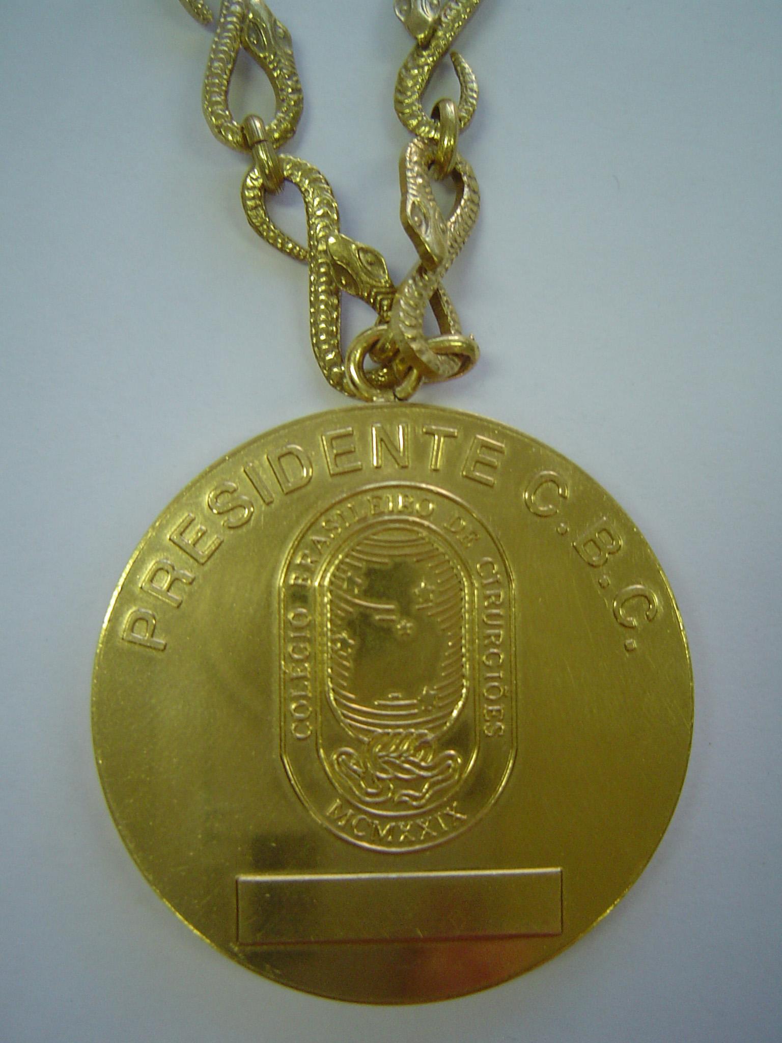 Medalha de Ex-Presidente