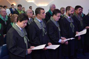 Juramento membros Titulares do CBC
